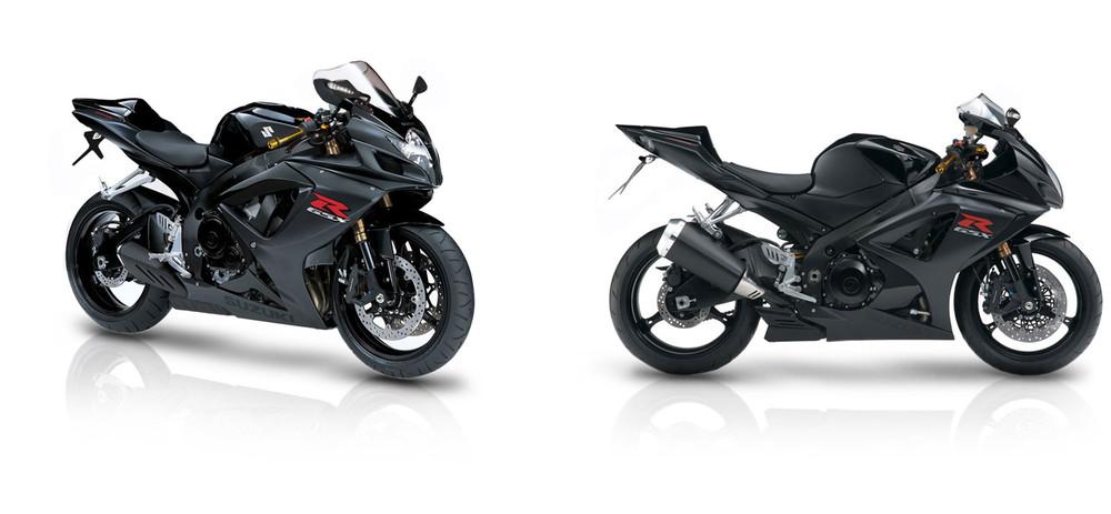 GSX R 600-750 08-09