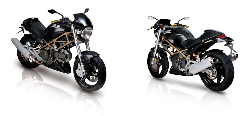 Ducati Monster Side Mirrors