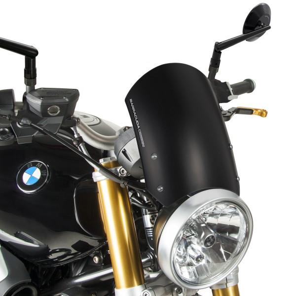 Windschild Aerosport Aluminium für BMW Rnine-T