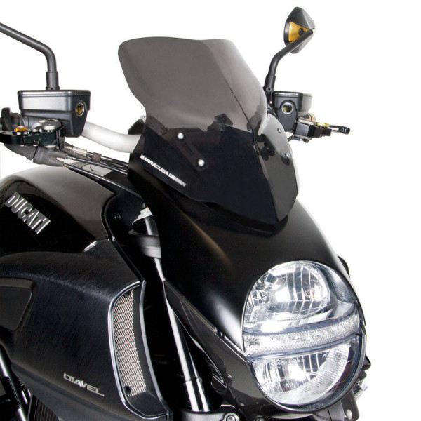 Windschild Aerosport Ducati Diavel ab 2014