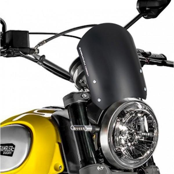 WINDSCHILD CLASSIC ALUMINIUM für Ducati Scrambler