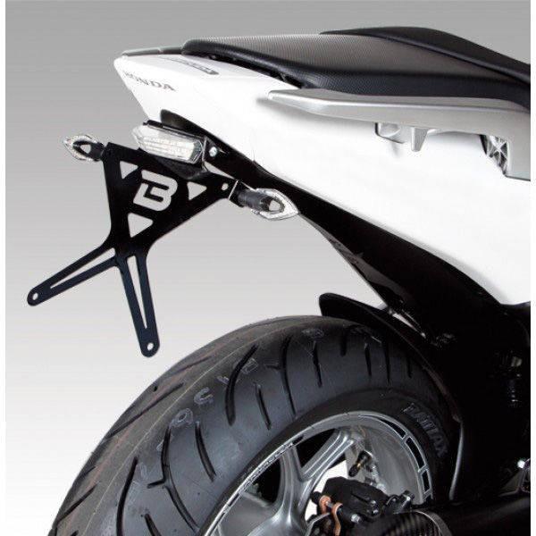 Kennzeichenhalter Honda Integra