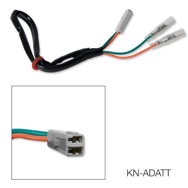 Blinker Adapterkabel KAWASAKI (Paar)